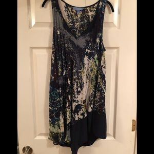 Tops - Simply Vera Wang Top-Tunic Sz M